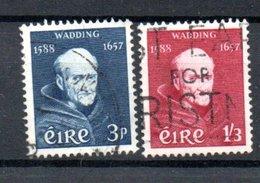 Irlande  /  N 134 Et 135 / Oblitérés - 1949-... République D'Irlande