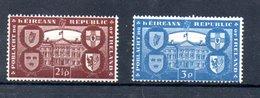 Irlande  /  N 110 Et 111 / NEUFS Avec Trace De Charnière - Neufs
