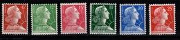 YV 1009A à 1011C N** Complete Marianne De Muller Cote 10,50 Eur - Unused Stamps