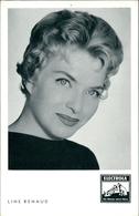 Line Renaud, Starkarte (keine AK), Ca. 1950/60er Jahre (31099) - Musique Et Musiciens