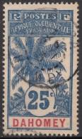 N° 24 - O - Dahomey (1899-1944)