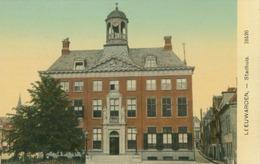 Leeuwarden; Stadhuis (Town Hall) - Niet Gelopen. (Nauta, Velsen) - Leeuwarden