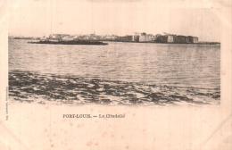56 PORT LOUIS LA CITADELLE CARTE PRECURSEUR PAS CIRCULEE - Port Louis
