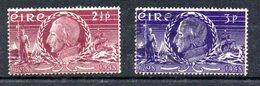 Irlande  /  N 106 Et 107 / Oblitérés - 1949-... République D'Irlande