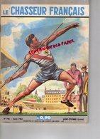 REVUE LE CHASSEUR FRANCAIS- LANCEUR JAVELOT-PAUL ORDNER- STADE-N° 798-AOUT 1963-KRITER-CHASSE PECHE CYCLISME CYCLOMOTEUR - Chasse & Pêche