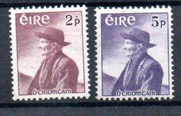 Irlande  /  N 130 Et 131 / NEUFS Avec Trace De Charnière - Neufs