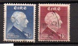 Irlande  /  N 128 Et 129 / Oblitérés - 1949-... Republic Of Ireland