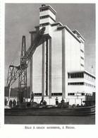 1952 - Héliogravure - Reims (Marne) - Un Silo à Grain - FRANCO DE PORT - Unclassified