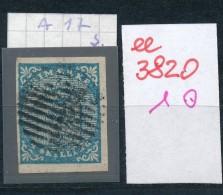 Norwegen Nr. 1 O (ee3820  ) Aus Auflösung Einer Spezial Sammlung - Oblitérés