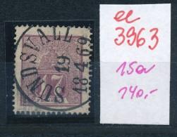 Schweden  Nr. 17a     O (ee3963 ) Aus Auflösung Einer Spezial Sammlung - Oblitérés