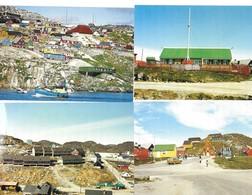 4 Cartes Postales Neuves De Frederikshab . - Groenland