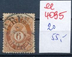 Norge Nr. 20   O     (ee4095  ) Aus Auflösung Einer Spezial Sammlung - Used Stamps