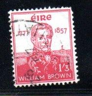 Irlande  /  N 133 / 1/3 Carmin  / Oblitéré - 1949-... Republic Of Ireland