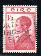 Irlande  /  N 121 / 1/3 Carmin  / Oblitéré - 1949-... Republic Of Ireland