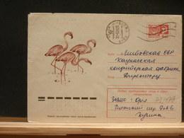 79/179   ENVELOPPE RUSSE - Flamingo