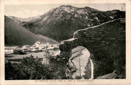 Scharnitz, Tirol - Station Der Karwendelbahn - Scharnitz