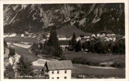 Aus Scharnitz, Tirol (6931) * 20. XI. 1928 - Scharnitz