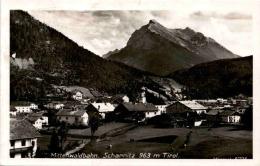 Mittenwaldbahn - Scharnitz, Tirol (6725) - Scharnitz