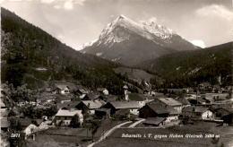 Scharnitz I. T. Gegen Hohen Gleirsch (5971) * 17. Aug. 1957 - Scharnitz