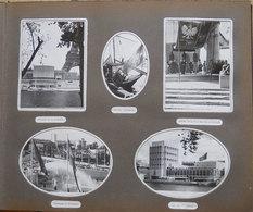 1937 Exposition Universelle De Paris Album 100 Photos Non Collées Légendées Folkore Basque Bigorre Pyrénées Etc..Superbe - Albums & Collections