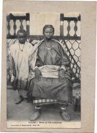DAKAR - SENEGAL - Mère Et Fils Indigènes - DELC1 - - Sénégal