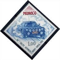 "Monaco YT 1300 "" 50e Rallye Automobile "" 1981 Neuf** - Unused Stamps"