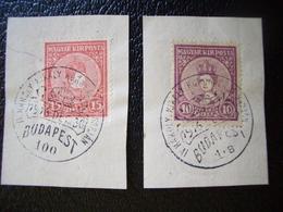 Hungary, 1917, King IV Charles And Quinn Zita Coronation - Hungary