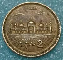 Pakistan 2 Rupees, 2005 - Pakistan