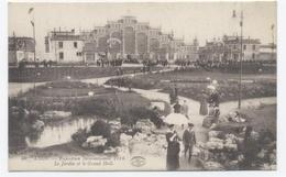 69--Lyon Exposition Internationale 1914 Jardin Et Le Grand Hall --RECTO/VERSO- B29 - Lyon