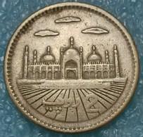 Pakistan 2 Rupees, 1999 Clouds On The Reverse - Pakistan