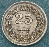 Pakistan 25 Paisa, 1990 - Pakistan