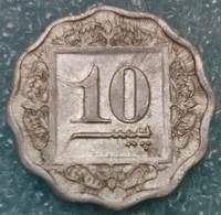 Pakistan 10 Paisa, 1985 - Pakistan