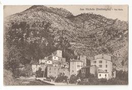 San Michele, Val Roia (A4p78) - Imperia