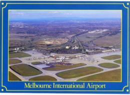AUSTRALIA  MELBOURNE  Tullamarine Internation Airport - Aerodromi
