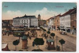 ARAD-SZABADSAG-TER-CIRCOLATA 1916 - Romania