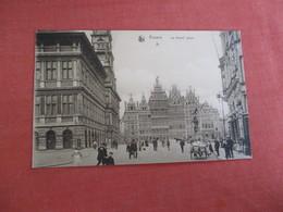 Belgium > Antwerp > Antwerpen  Anvers   La Grand Place   Ref 3057 - Antwerpen