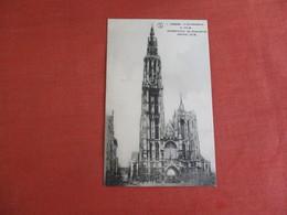 Belgium > Antwerp > Antwerpen  Anvers    Cathedral   Ref 3057 - Antwerpen