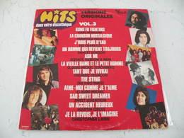 Hits En Versions Originales 1975 -  (Titres Sur Photos) - Vinyle 33T - Compilations