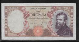 Italie - 10000 Lire - Pick N°97 - TB - [ 2] 1946-… : République