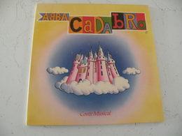 ABBA CADABRA, Conte Musical 1983 -  (Titres Sur Photos) - Vinyle 33T - Kinderlieder