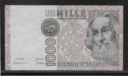 Italie - 1000 Lire - Pick N°109 - TB - [ 2] 1946-… : Républic