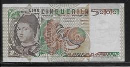 Italie - 5000 Lire - Pick N°106 - TTB - [ 2] 1946-… : République