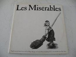 LES MISÉRABLES,Musique C M Schönberg,Texte A Boublil & JM Natel  1980 -  (Titres Sur Photos) - Vinyle Double Album 33T - Children