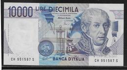 Italie - 10000 Lire - Pick N°112d - SPL - [ 2] 1946-… : République