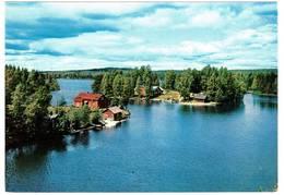 NAKYMA OHTAANSALMEN SUOMI FINLAND - - Finlandia