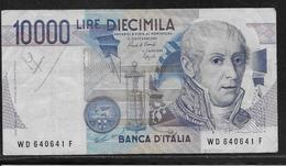 Italie - 10000 Lire - Pick N°112 - TTB - 10000 Liras