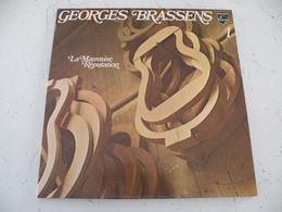 Georges Brassens - Chansons De 1952 à 1955 -  (Titres Sur Photos) - Vinyle Album 33T - Vinyl Records