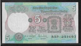 Inde - 5 Rupees - Pick N°80 - SPL - Inde