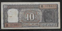 Inde - 10 Rupees - Pick N°60A - TB - India