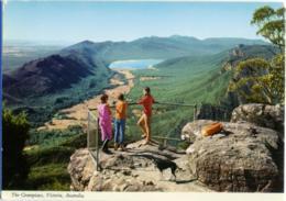 AUSTRALIA  GRAMPIANS  Boroka Lookout - Grampians